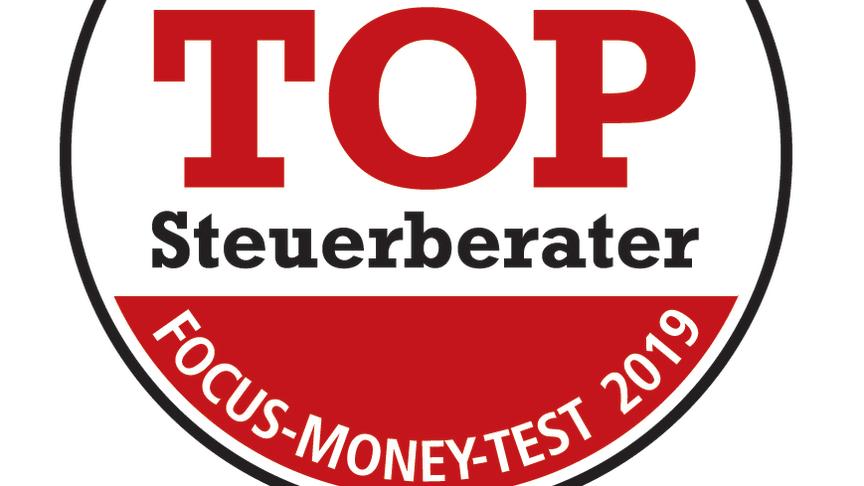 """Wir wurden erneut ausgezeichnet:  """"TOP-Steuerberater 2019"""""""