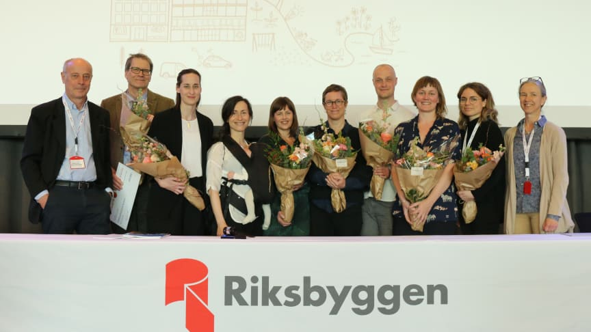"""Dags att söka stipendier ur Riksbyggens Jubileumsfond """"Den Goda Staden"""""""