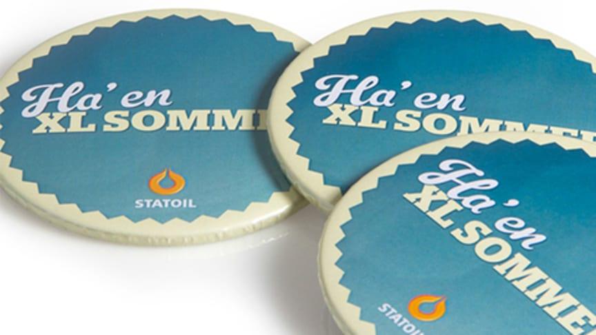 Sommeren er XL hos Statoil