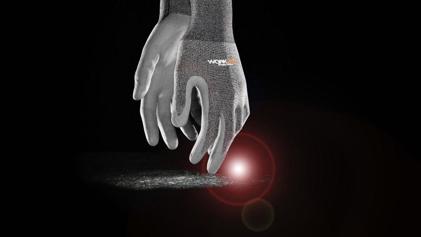 Worksafe P30-101 Handsken du glömmer att ta av