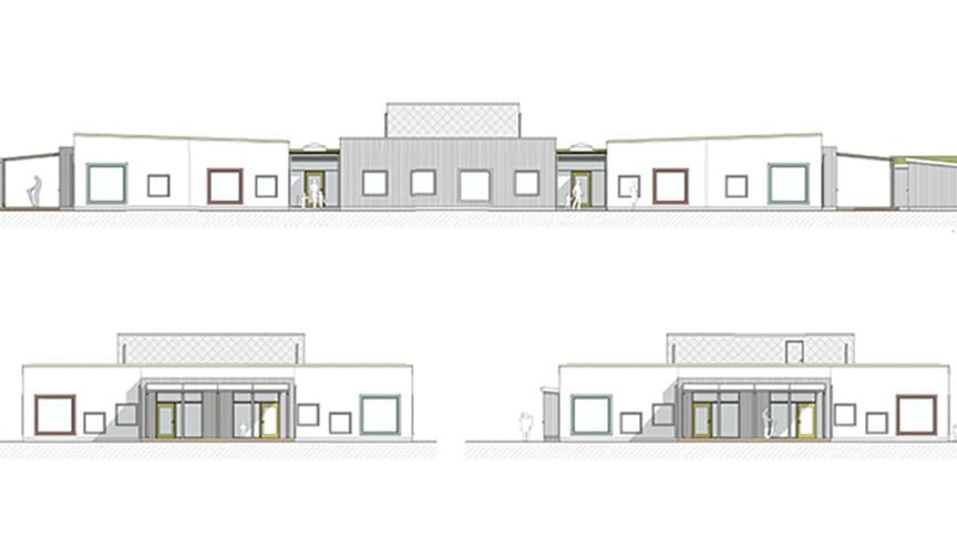 Förskola i Skummeslövsstrand – Aktuellt på projektet