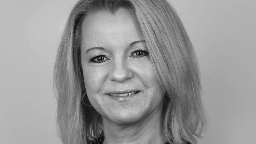 Sofia Blomquist, medlems- och utbildningsansvarig