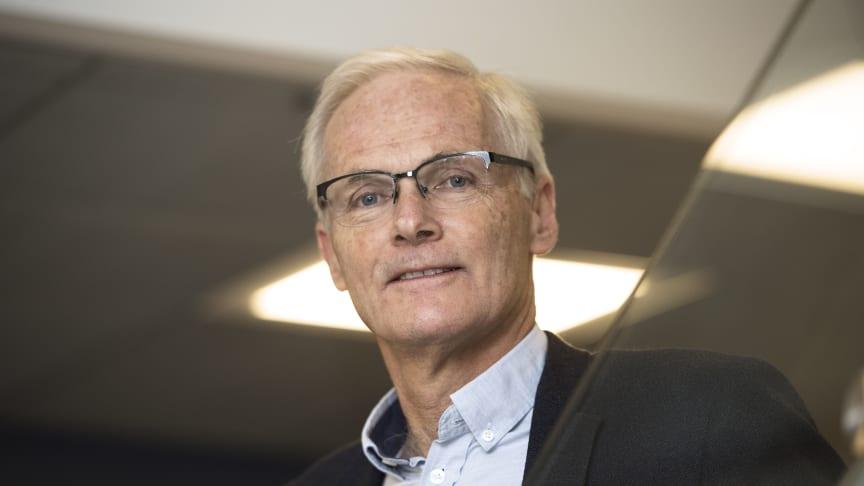 Konkurransedirektør Lars Sørgard har sterke meninger om drosjemarkedene, men bygger ikke på fagkunnskap. (Foto K-tilsynet, Marit Hommedal).