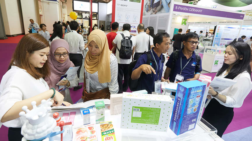 ​Explore Southeast Asia's nutraceuticals market at Vitafoods Asia 2019