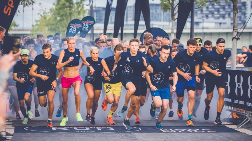 Start beim SportScheck RUN in Köln 2019
