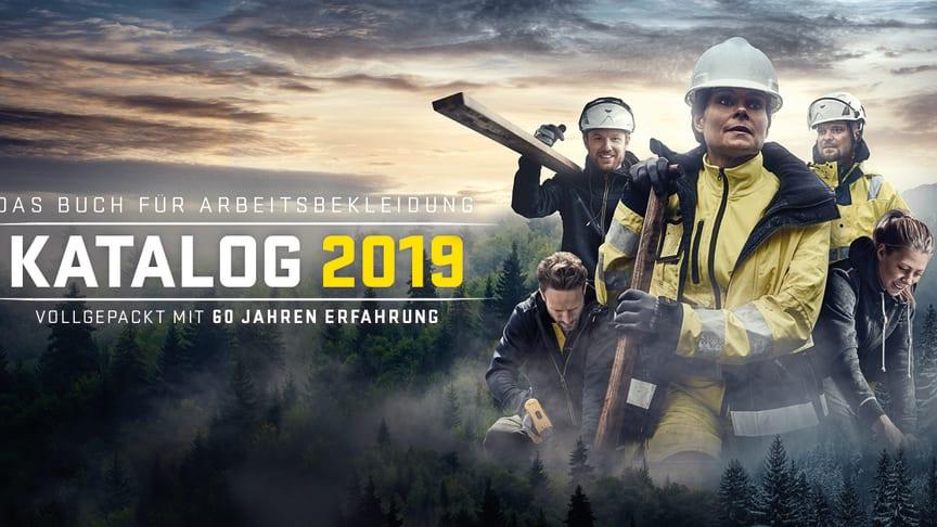 Blåkläder präsentiert den neuen Katalog 2019