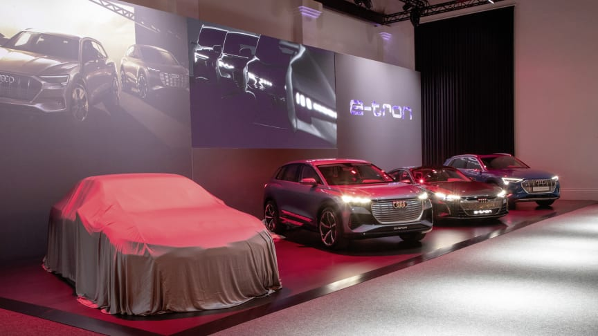"""Frem mod 2024 vil """"Artemis"""" projektet udvikle en højeffektiv elbil for Audi med agile processer"""