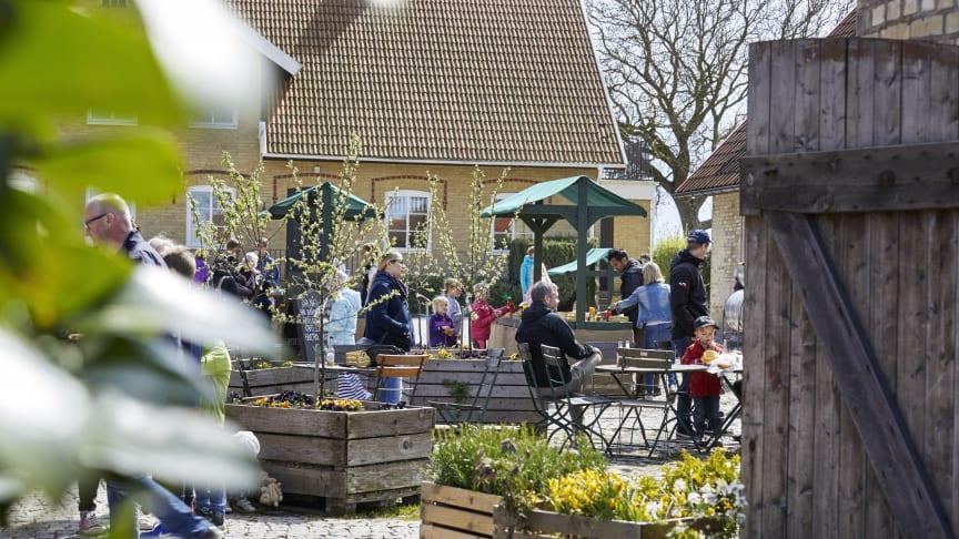 Öppet Hus på Solnäs Gård den 11 maj