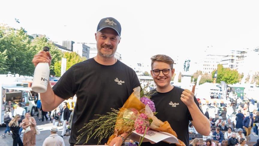 En Bohuslänsk Deli vinner Food Truck-SM 2019