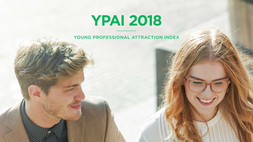 Young Professional Attraction Index 2018