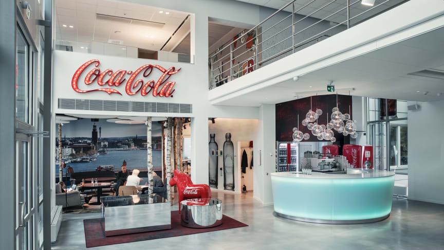 Coca-Cola i Jordbro