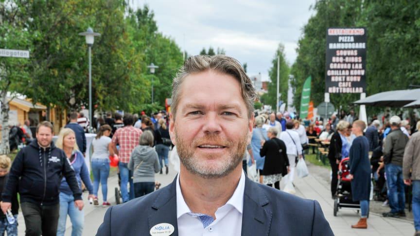 """Nolias vd, Tommy Abrahamsson, slutar: """"Jag har nått mina vd-mål och lämnar ett stabilt företag"""""""