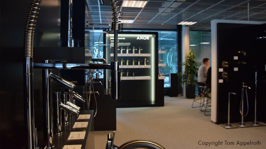 Hansgrohen uusi Showroom avattu Helsingissä