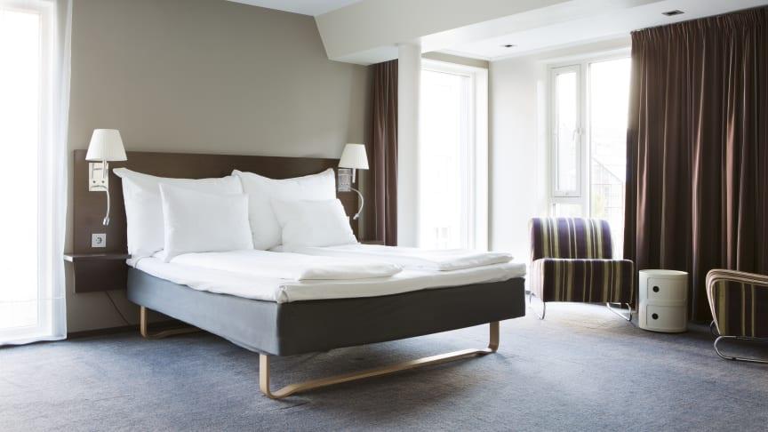 COMFORT HOTEL TRONDHEIM: Bo urbant med Nordisk Hotellpass.