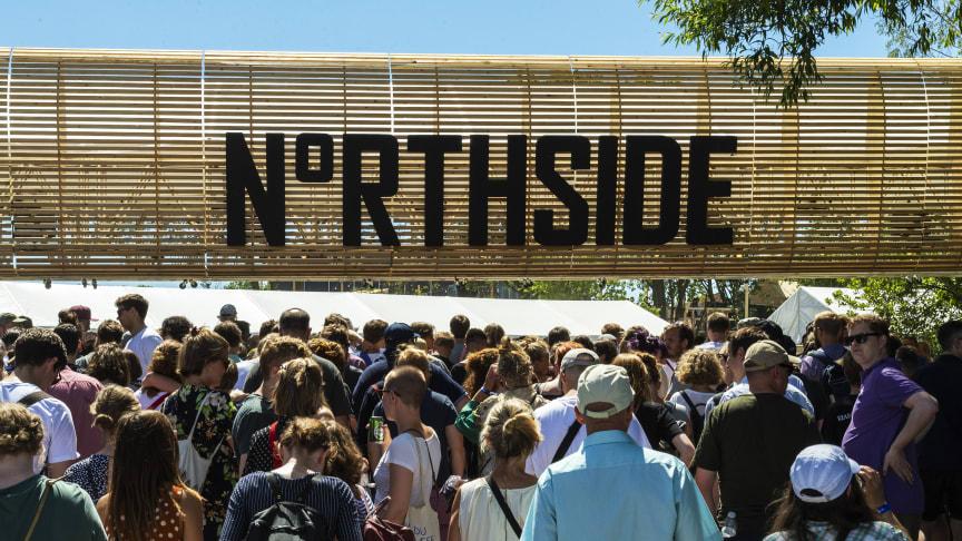 Kun få billetter til NorthSide