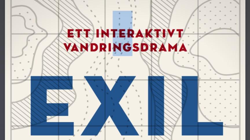 App och drama om frihet och exil