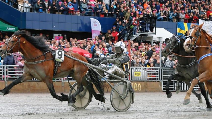 Tangen Haap vinner Elitkampen 2019. Foto: TR Bild