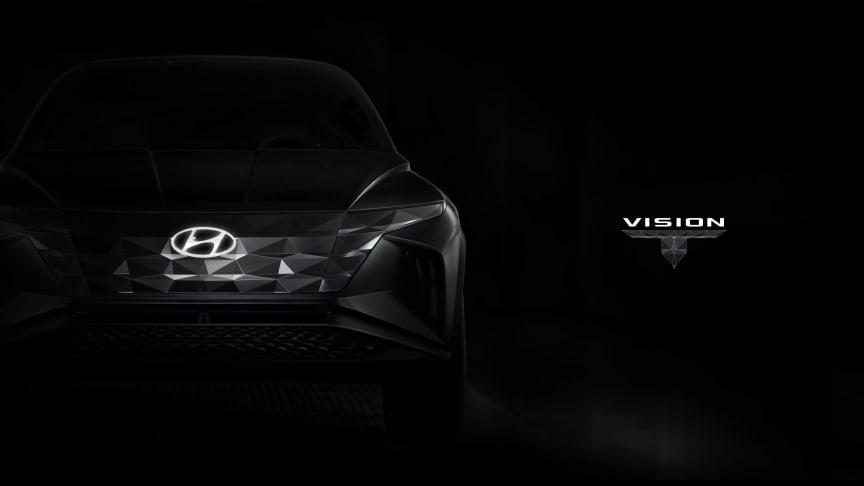 Hyundai SUV Concept premiärvisas på 2019 AutoMobility LA.