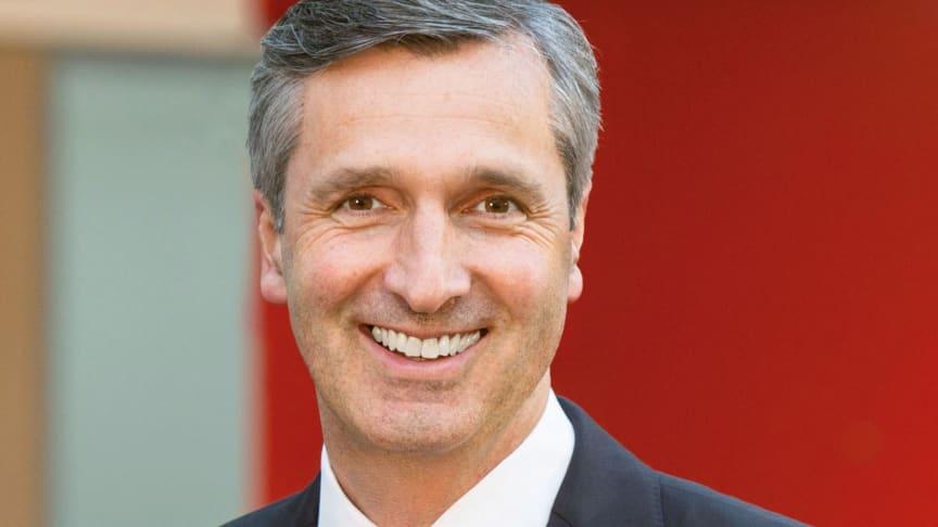 Robert Friedman, koncernchef Würth Group är nöjd med koncernens utveckling under 2018.