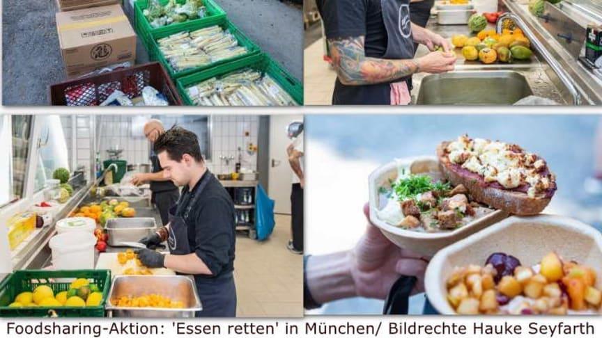 Foodsharing Aktion 'Essen-retten' in München1