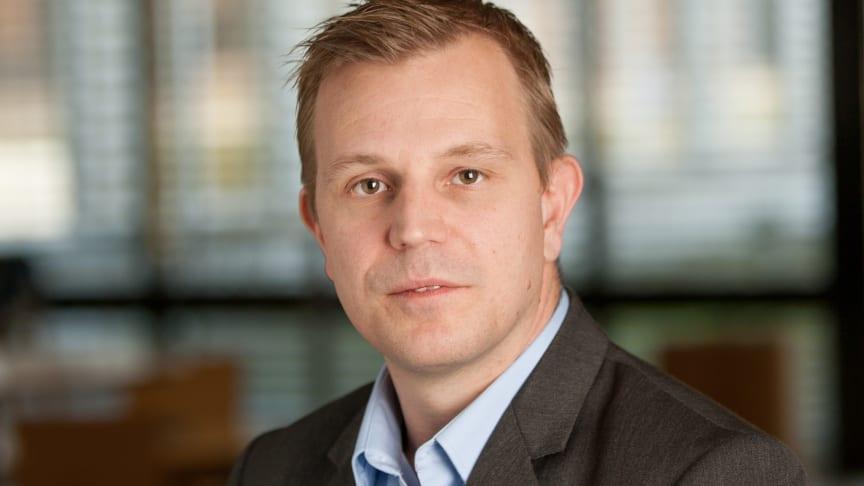 Lars Westman blir ny affärsområdeschef för RO-Gruppen i Stockholm