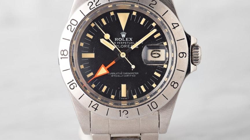 Rolex, Explorer II, 1655 - utrop 95 000 kr