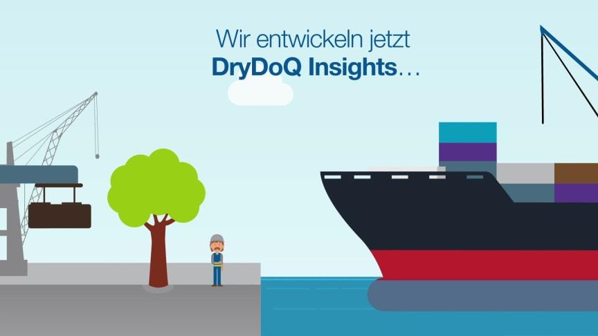 DryDoQ Insights - neue digitale Lösung für geringere Trockendockkosten