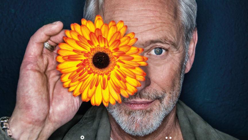 Uno Svenningsson tar över Strandvägen 1 under oktober månad!