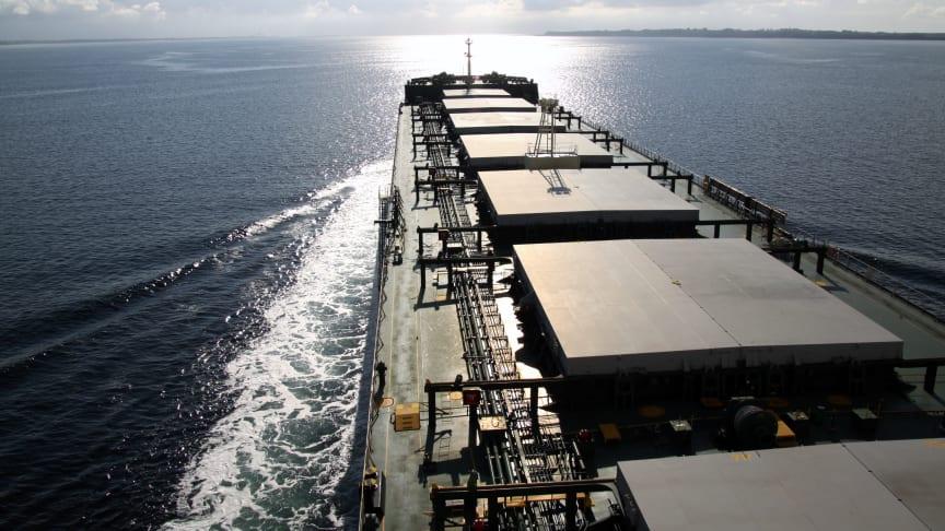 Nytt ruttsystem i Kattegatt stärker sjösäkerheten