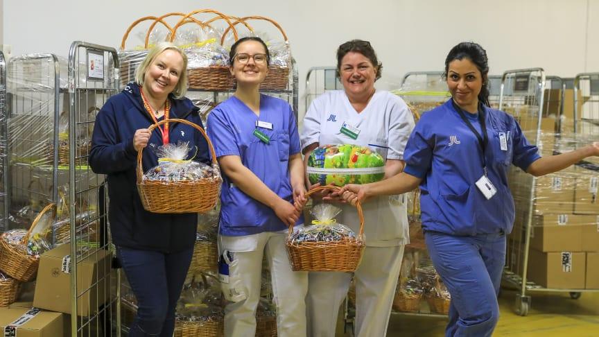 Hjältar på IVA, Karolinska Sjukhuset i Solna