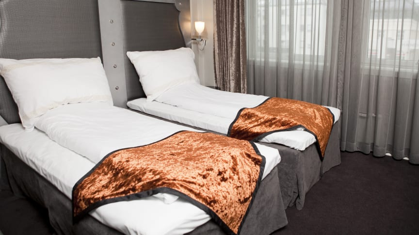 CLARION HOTEL ERNST: Sommer på Sørlandet med Nordisk Hotellpass.