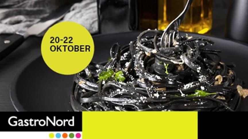 GastroNord tar nya tag i oktober