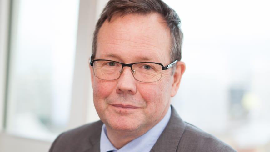 Kent Andersson, styrelseordförande, HSB Malmö