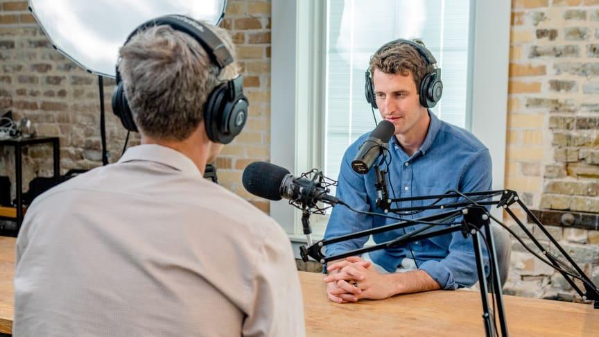 Mynewsdesk erweitert sein Angebot um die Erstellung von Podcasts.