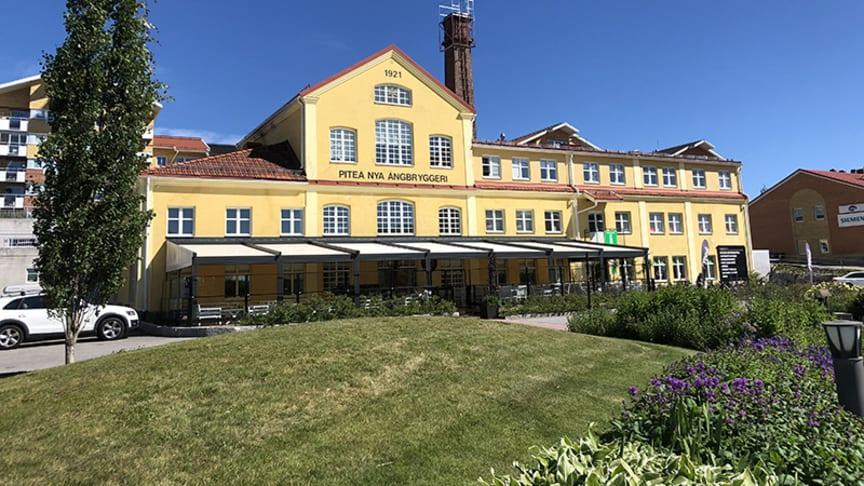 """Här –  i näringslivsavdelningens lokaler –  smids planer för att """"rädda sommaren"""".   Foto: Sara Holm"""