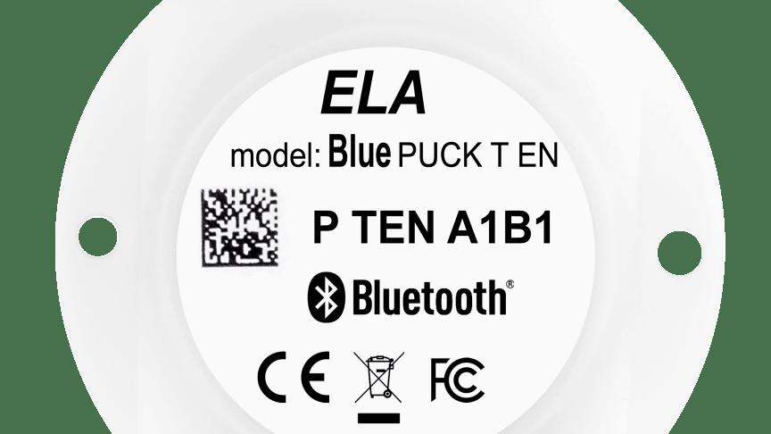 Blue PUCK T EN12830