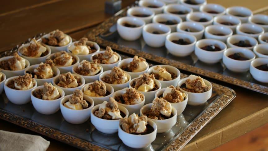 Kiviks Musteri serverar brunch varje helg i vår