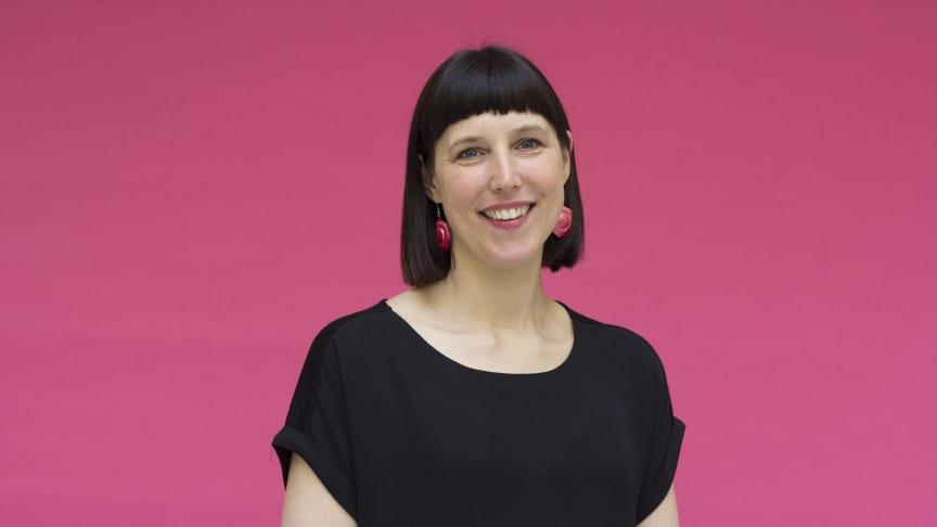 Partisekreterare Maria Pettersson. Foto: Oscar Stenberg