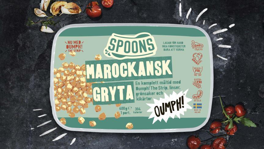 Oumph! 🖤 Spoons = Ny färdigrätt