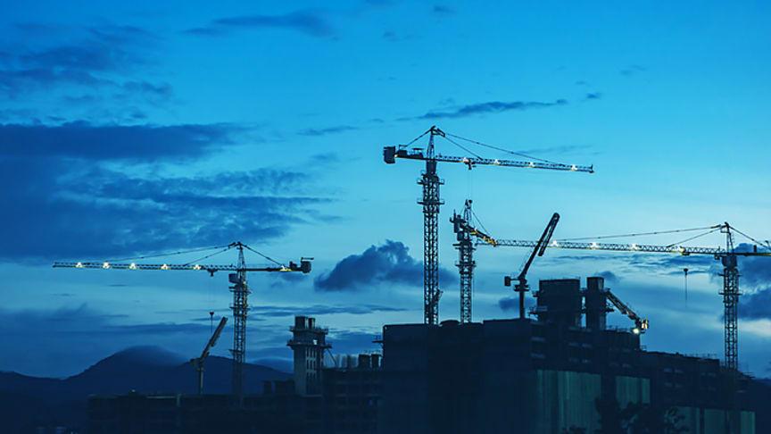 Ny produktionslinje effektiviserar byggprocessen