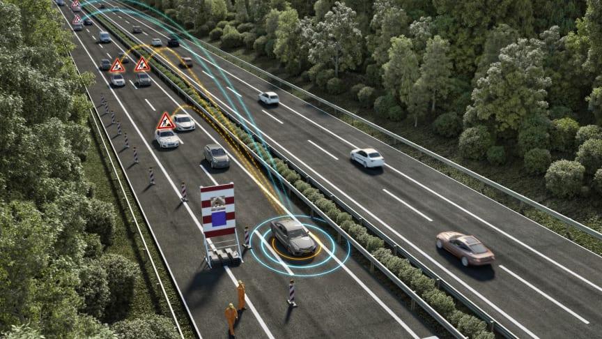 5G vil gjøre bilkjøring tryggere