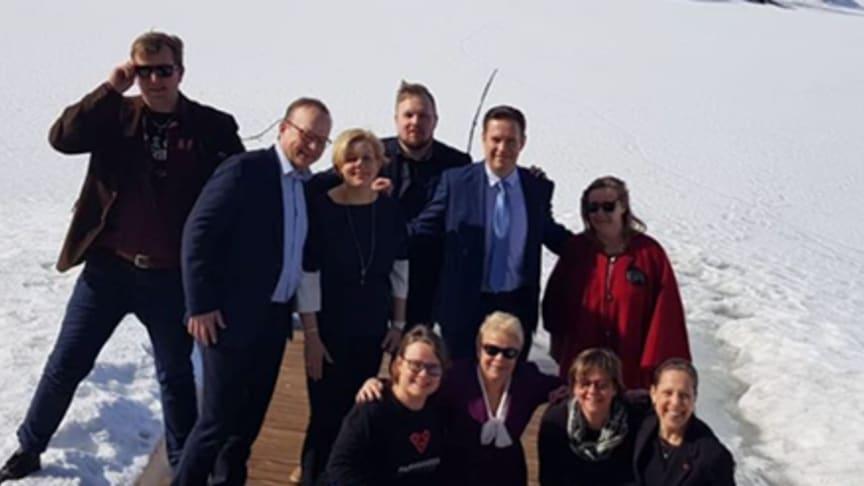 Etelä-Karjalan menestyksen portaat -projektissa mukana jo 78 osallistujaa