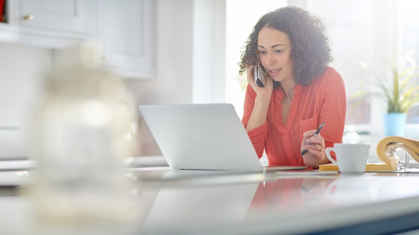 5 tips for et bra digitalt hjemmekontor