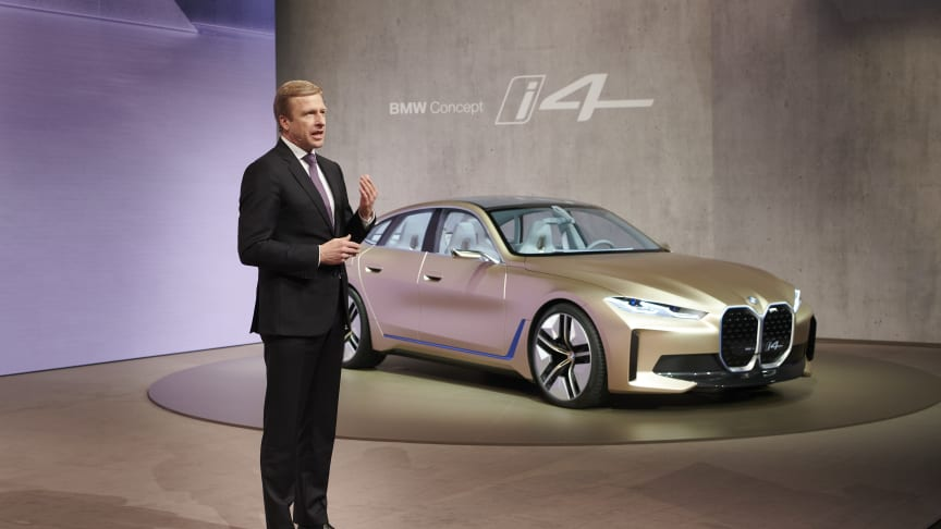 Chairman of the Board of Management of BMW AG, Oliver Zipse