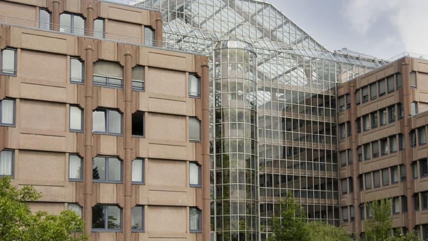 Das ZÜBLIN-Haus – die Unternehmenszentrale der Ed. Züblin AG in Stuttgart-Möhringen (Copyright: Ed. Züblin AG)