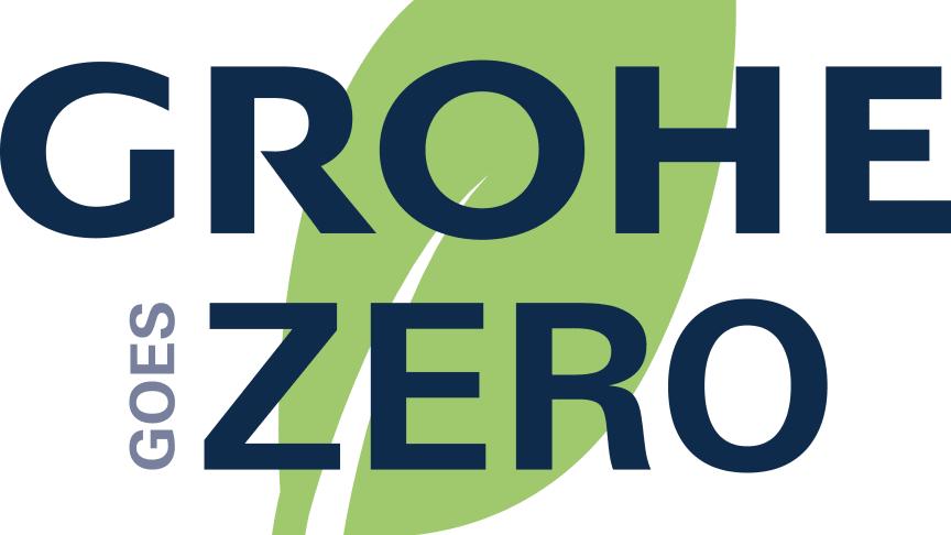 GROHE Goes ZERO - Hiilineutraali tuotanto vuoteen 2020 mennessä