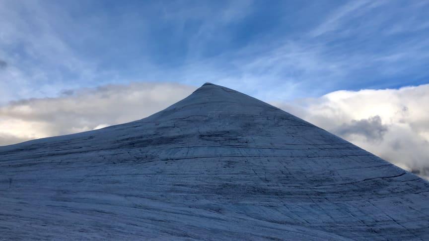 Kebneikaises sydtopp. Foto: Gunhild Rosqvist
