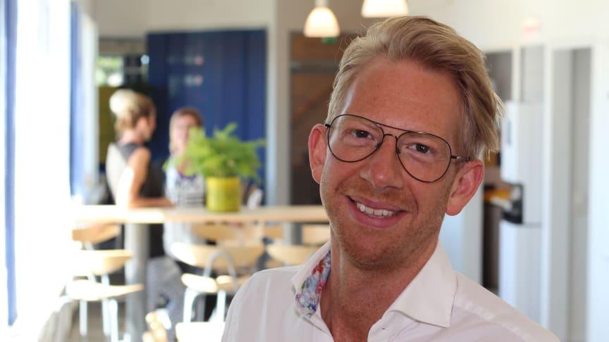 Erik Douglasson, Hogias expert inom HR och lön