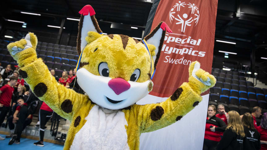 Sigma and Danir become main sponsor of Special Olympics Sweden.