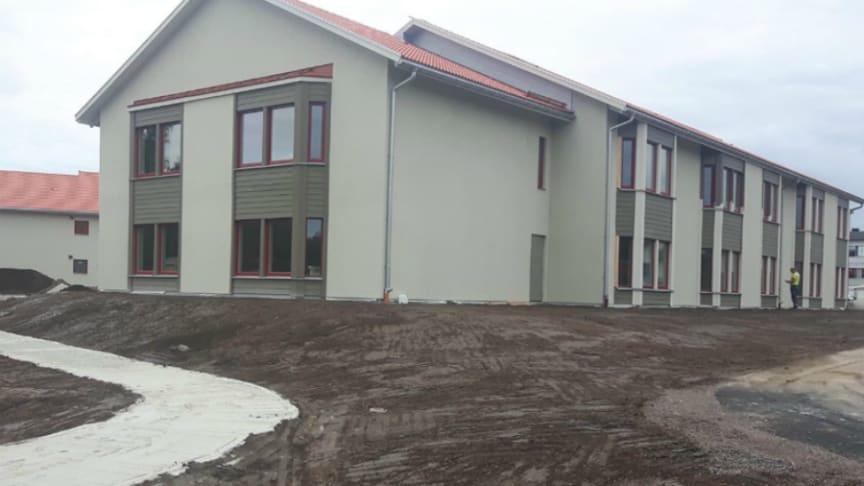 Pressinbjudan: Invigning av särskilda boendet Sjögläntan i Storfors